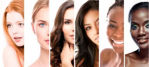 Классификация фототипов кожи по Фицпатрику
