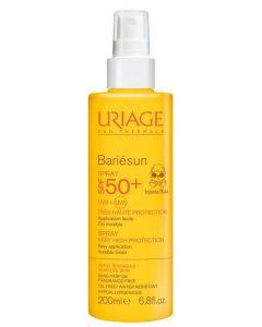 Бар`єсан сонцезахисний спрей дитячий SPF50  200мл URIAGE