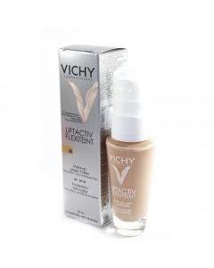 Vichy Liftactiv Flexilift Teint Тональный крем от морщин №35 песочный оттенок 30мл